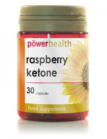 Power Health Raspberry Ketone Capsules - Pack of 30 Capsules