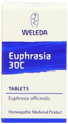 Weleda  Euphrasia 30C Tablets 125tab