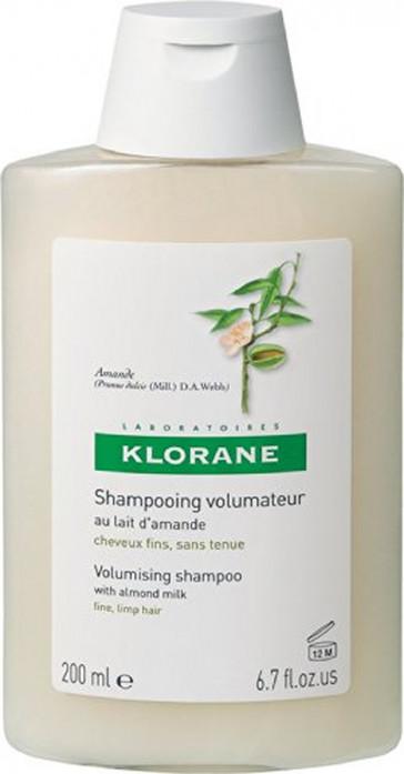 Klorane Almond Milk Shampoo - 200 ml