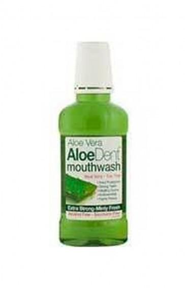 Aloe Dent - Aloe Vera Mouthwash - 250Ml