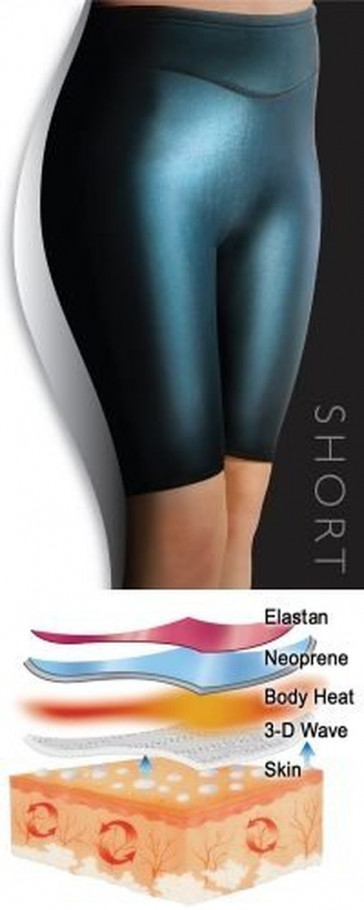 LipoContour Elite Short - XXL 18