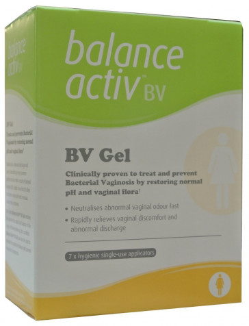 Balance Active THR - Pack of 7 Tubes