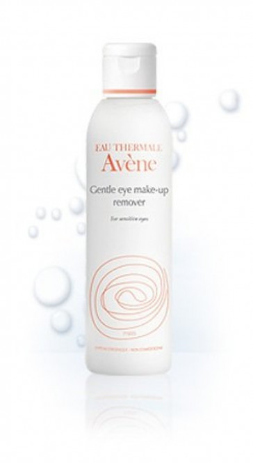 Avene Gentle eye make-up remover,125ml Package