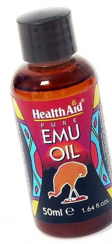 HealthAid Pure Emu Oil 50ml