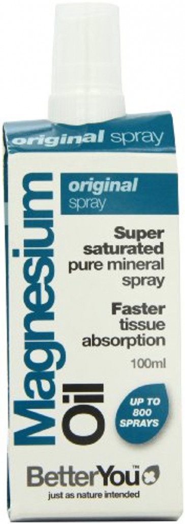 Better You Magnesium Oil Original Spray, 100 ml