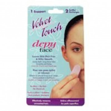 VELVET TOUCH DEPY FACE HAIR REMOVER - 1