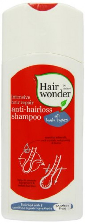 Hairwonder by Nature Anti-Hairloss Shampoo