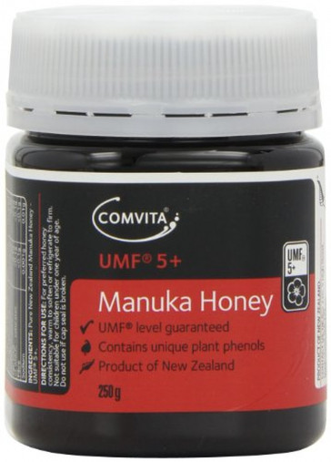 Comvita UMF5+ Active Manuka Honey 250 g (Pack of 3)