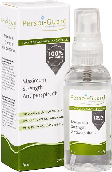 Perspi-Guard Maximum Strength Antiperspirant Spray - 30ml