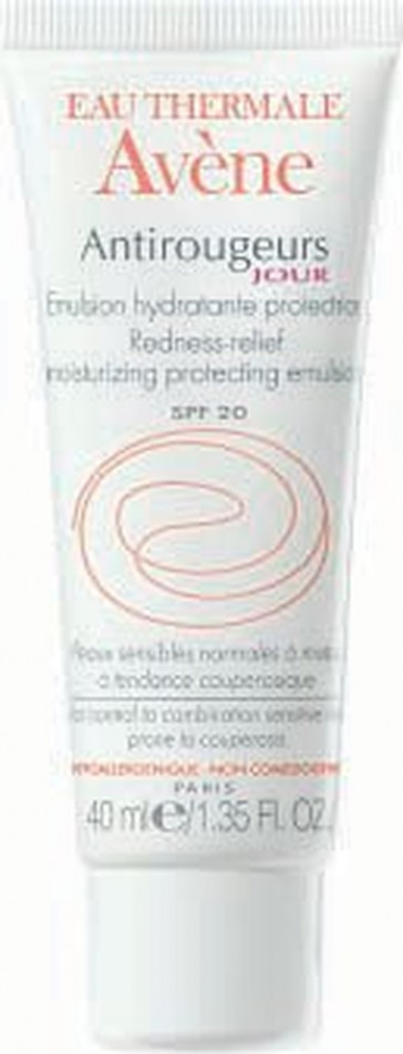 Avene Antirougeurs jour Redness relief moisturising protecting emulsion