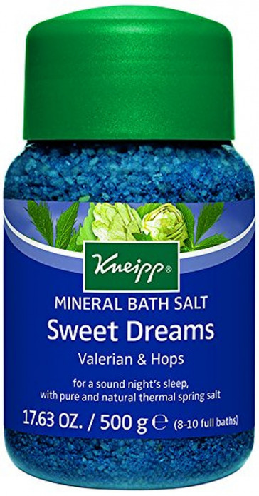 Kneipp 500 g Valerian and Hops Bath Salt