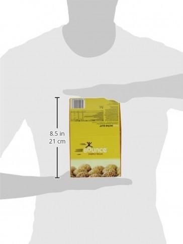 Bounce Peanut Protein Blast Energy Balls 49 g (Pack of 12)