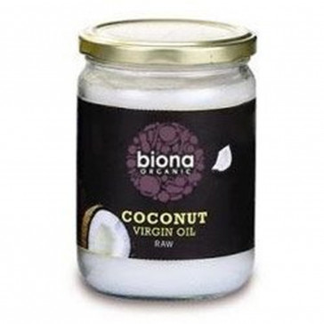 Biona Org Raw Virgin Coconut Oil 200g