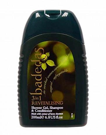 Badedas 3 in 1 Revitalising Shower Gel