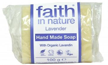 Faith In Nature Lavender Pure Veg Soap 100G
