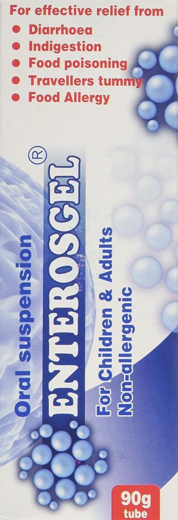 ENTEROSGEL Tube 90 g Detoxification