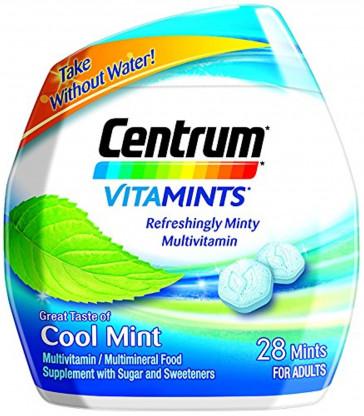Centrum 28 Mint Cool Multivitamins