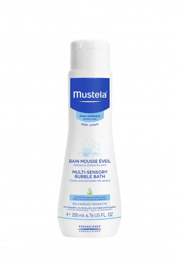 Mustela Multi Sensory Bubble Bath 200ml