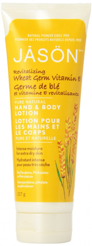 Jason Bodycare Organic Vitamin E Hand and Body Lotion 240ml