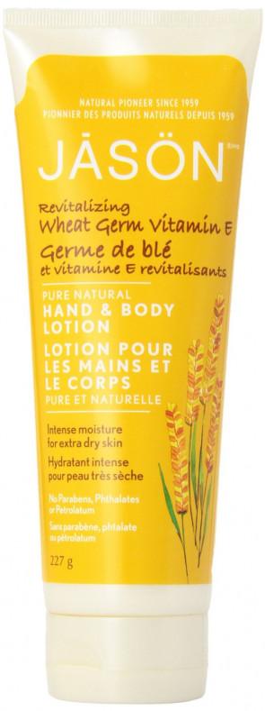 Jason Bodycare Organic Vitamin E Hand and Body Lotion 240ml