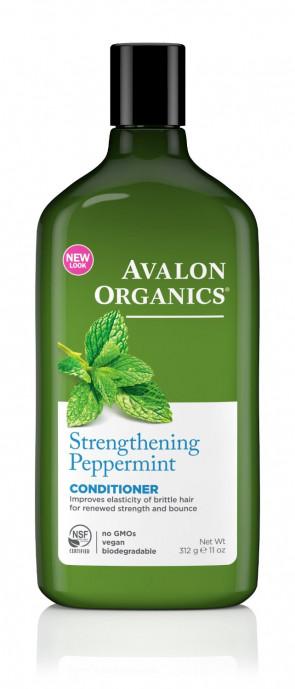Avalon Organics Peppermint Revitalizing Conditioner 325ml
