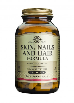 Solgar Skin/Nails and Hair Formula Tablets - Pack of 60