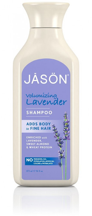 Jason Natural Cosmetics Organic Lavender Shampoo 473 ml