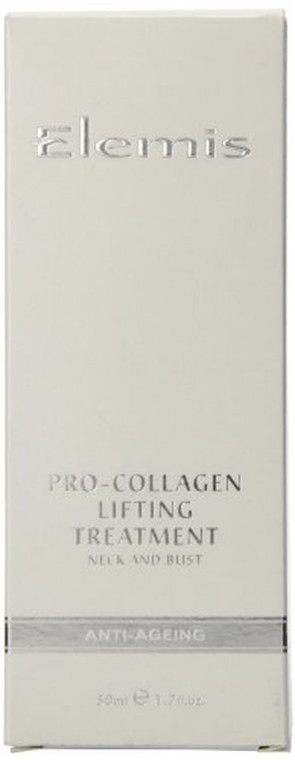 Elemis Pro-Collagen Lifting Treatment Neck and Bust Anti-Ageing 50ml