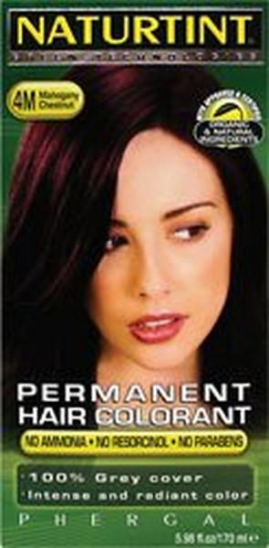 Naturtint Permanent Natural Hair Colour 4M Mahogany Chestnut (155ml, 4M (Mahogany Chestnut))