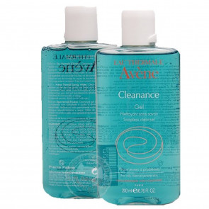 Avene Cleanance Gel Soapless cleanser 200Mililiter