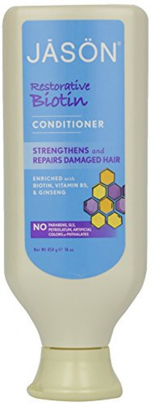 Jason Natural Cosmetics Organic Biotin Conditioner 454 g