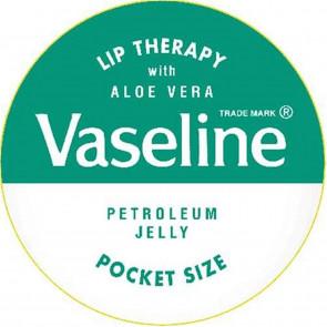 Vaseline Lip Therapy Aloe Vera, 20g