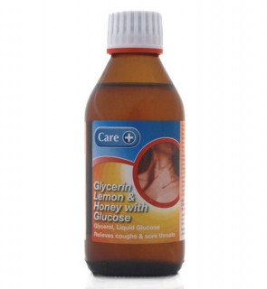 Care Glycerin, Lemon & Honey 200ml