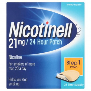 Nicotinell Nicotine 24 Hour Patch, 7 mg