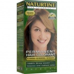 Naturtint 7G - Golden Blonde Permanent Hair Colour 150ml