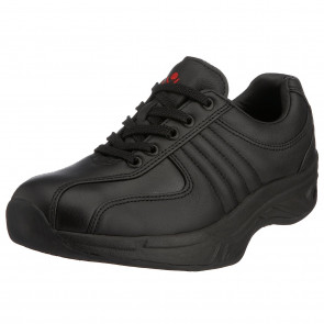 Chung-shi Women's Comfort Step casual Lace-Up Black 9100215 6.5 UK