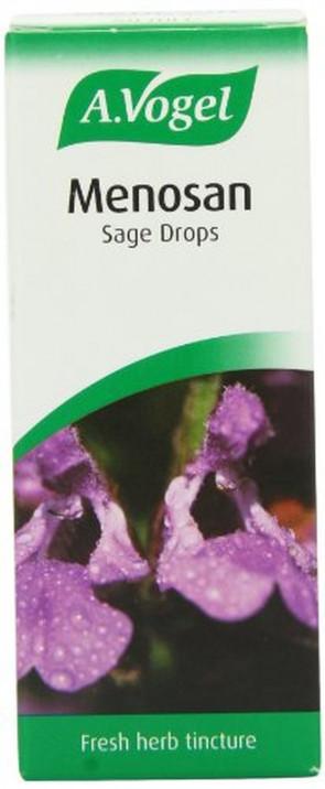 A Vogel Menosan Sage Drops 50ml
