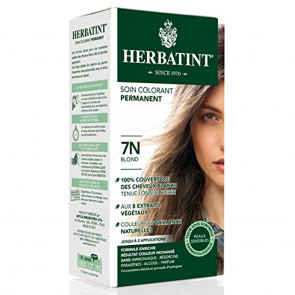 Herbatint 7N Blonde Permanent Herbal Hair Colour Gel 135ml