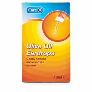 Care 10 ml Olive Oil Eardrops