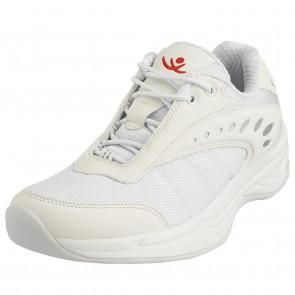 Chung Shi Women's Comfort Step Sport Trainer White 9100295 4.5 UK