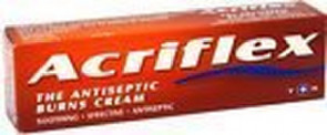 Acriflex Antiseptic Burns Cream [Personal Care]