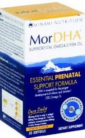 Minami Nutrition MorDHA Prenatal