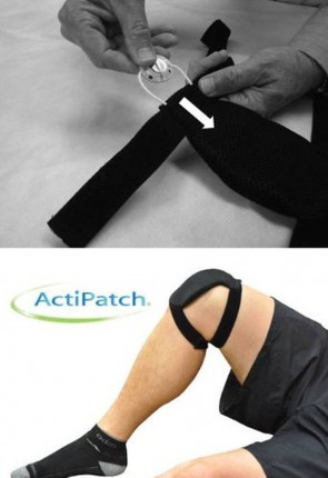 ActiPatch Knee Pain Relief - Advanced Long Lasting Relief