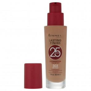 Rimmel Lasting Finish 25 Hour Foundation with Comfort Serum - True Nude