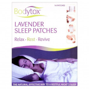Lavender Sleep Patches  Box of 14