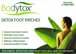 Bodytox Detox Foot 2 Patches