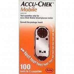 Accu-Chek Mobile Test Cassettes 100