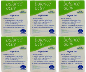 2 x Balance Activ Vaginal Gel - 7 Tubes - Multi Pack Options Available