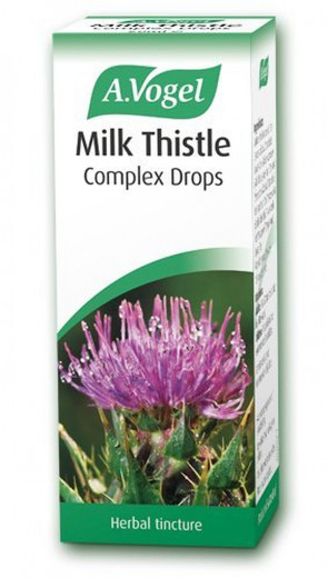 A. Vogel (previously Bioforce) Milk Thistle 50ml