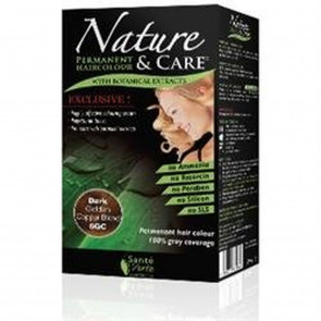 Sante Verte Nature, Care Dark Copper Blonde,unit
